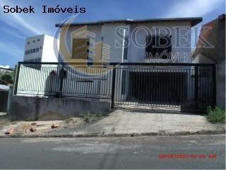 casa  residencial à venda, loteamento parque são martinho, campinas. - ca0050