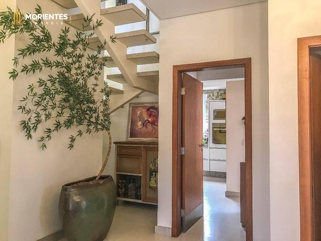 casa residencial à venda, loteamento portal do paraíso i, jundiaí. - ca0015
