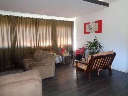 casa residencial à venda, loteamento quintas de são francisco, atibaia. - ca1350