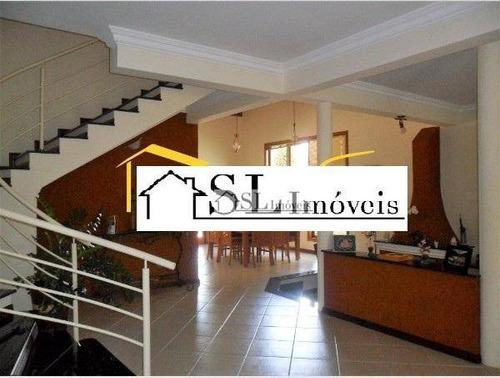 casa residencial à venda, loteamento residencial barão do café, campinas. - ca0140