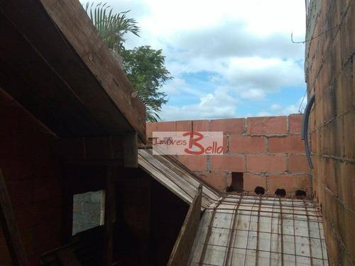casa residencial à venda, loteamento residencial central park ii, itatiba. - ca1018