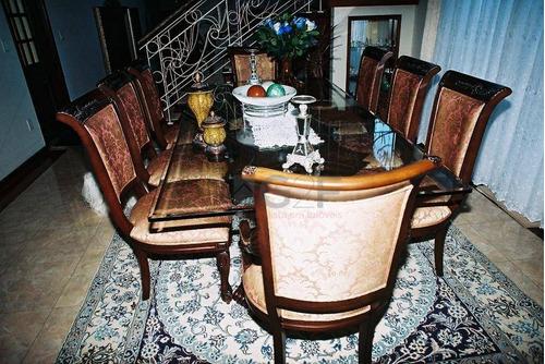casa residencial à venda, loteamento residencial fazenda são josé, valinhos. - ca4786