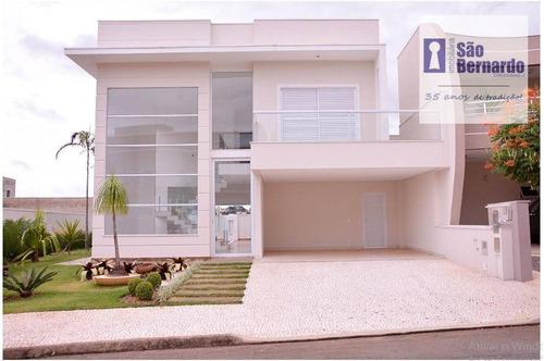 casa residencial à venda, loteamento residencial jardim dos ipês amarelos, americana. - ca1203