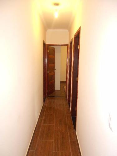 casa residencial à venda, loteamento santa rosa, piracicaba. - ca1705