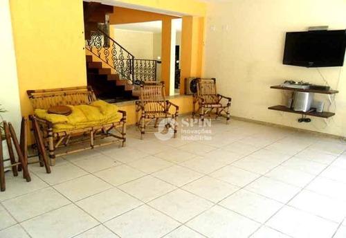 casa residencial à venda, maceió, niterói. - ca0193