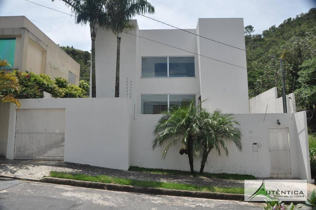 casa residencial à venda, mangabeiras, belo horizonte. - ca0001