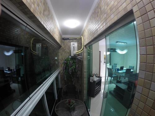 casa residencial à venda, marapé, santos. - ca0278