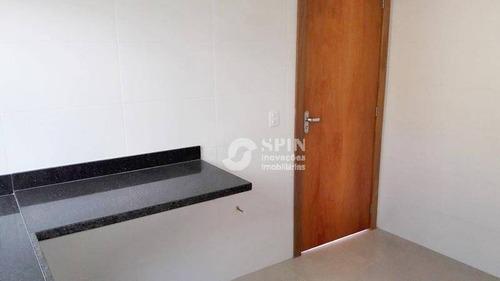 casa residencial à venda, maravista, niterói. - ca0223