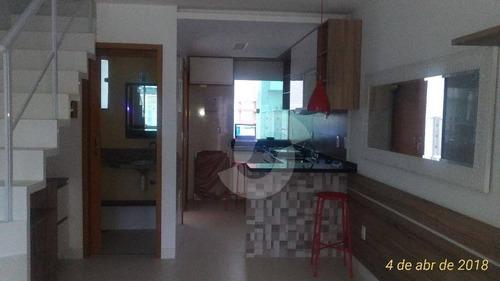 casa residencial à venda, maravista, niterói. - ca1034