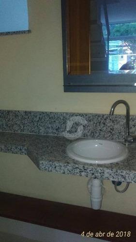 casa residencial à venda, maravista, niterói. - ca1035
