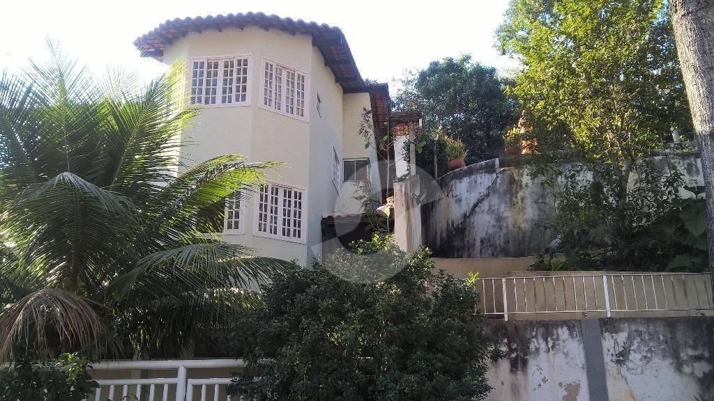 casa residencial à venda, maravista, niterói. - ca1195
