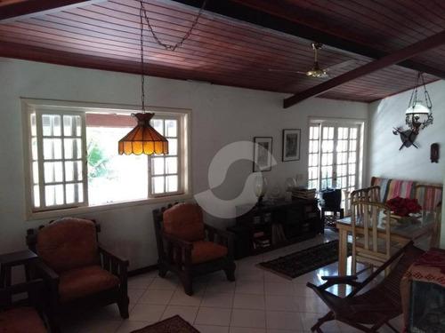 casa residencial à venda, maravista, niterói. - ca1405