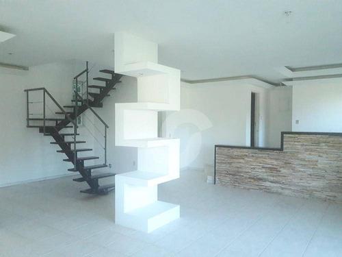 casa residencial à venda, marazul, niterói. - ca1167