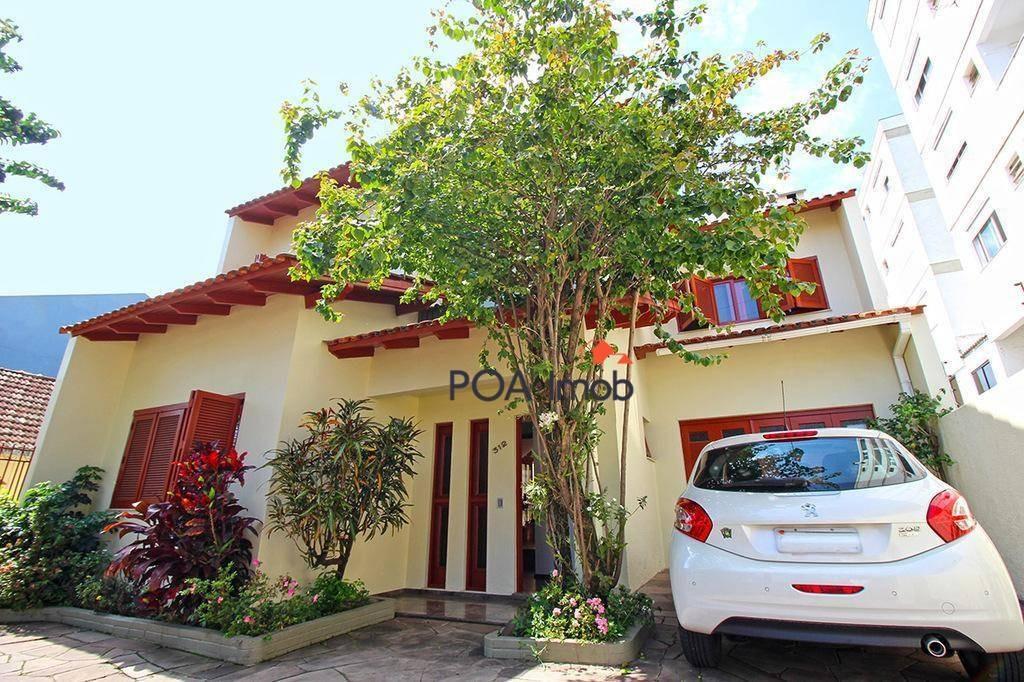 casa residencial à venda, marechal rondon, canoas. - ca0477
