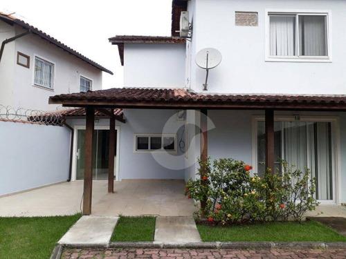 casa residencial à venda, maria paula, niterói. - ca0822