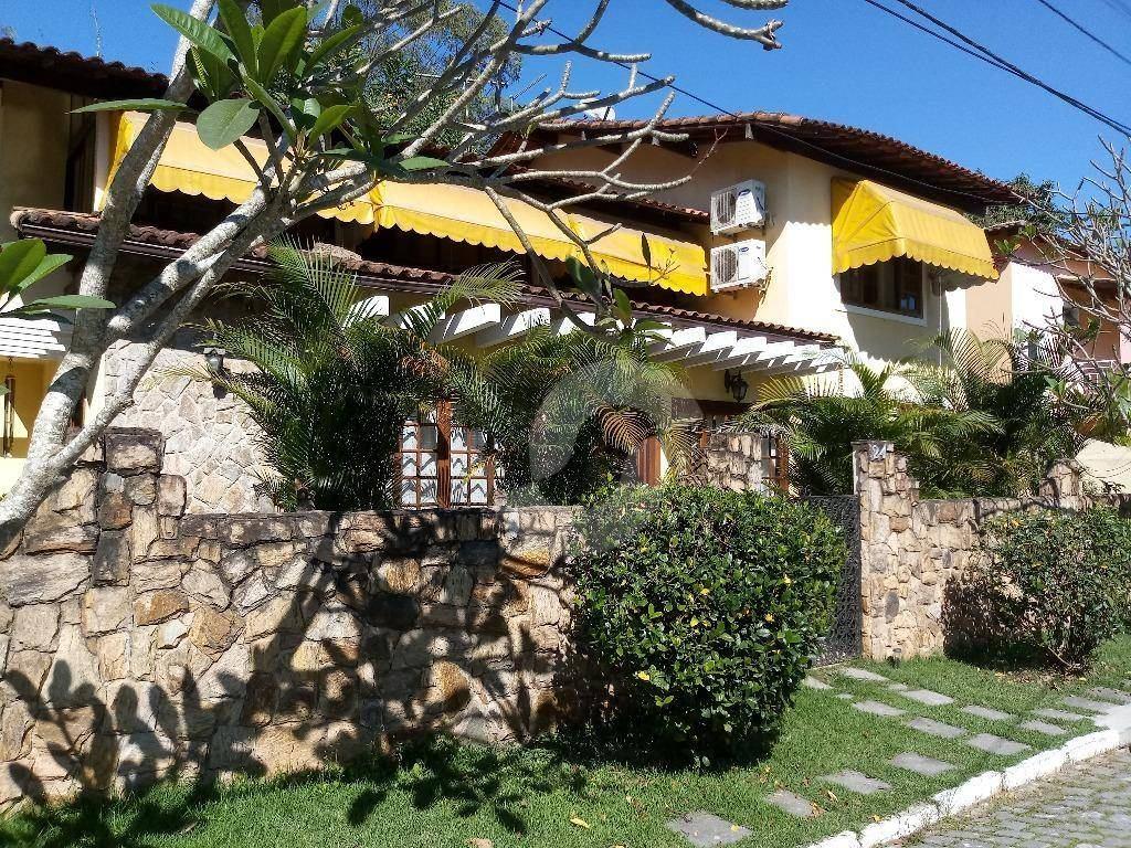 casa residencial à venda, maria paula, niterói. - ca1138