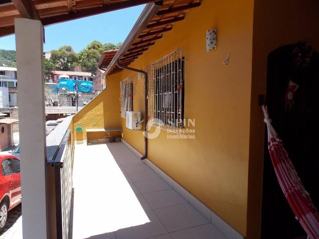 casa residencial à venda, maria paula, são gonçalo. - ca0055