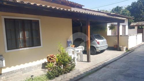 casa residencial à venda, maria paula, são gonçalo. - ca1342