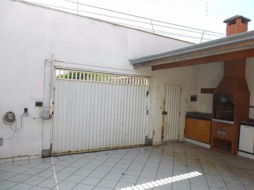 casa residencial à venda, mário dedini, piracicaba. - ca1973