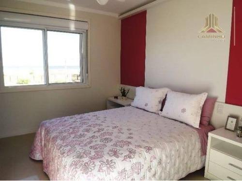 casa residencial à venda, maristela marina, xangri-lá. - ca0267