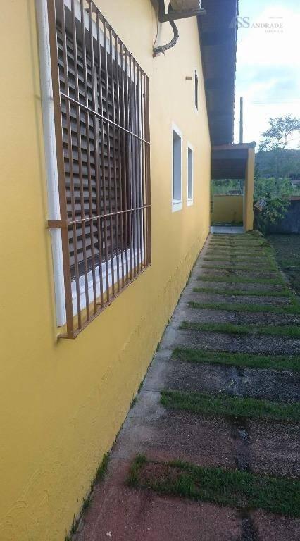 casa residencial à venda, massaguaçu, caraguatatuba. - ca0458