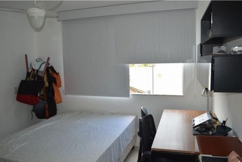 casa residencial à venda, mata paca, niterói. - ca0124