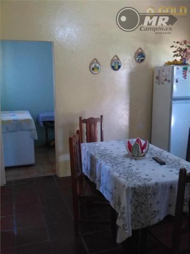 casa residencial à venda, matão, sumaré. - ca0259