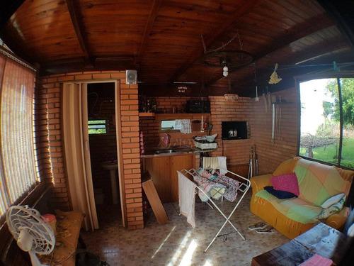casa residencial à venda, moinho velho, dois irmãos. - ca2366