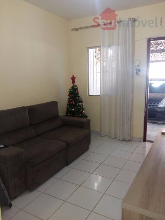 casa residencial à venda, mondubim, fortaleza. - ca0345