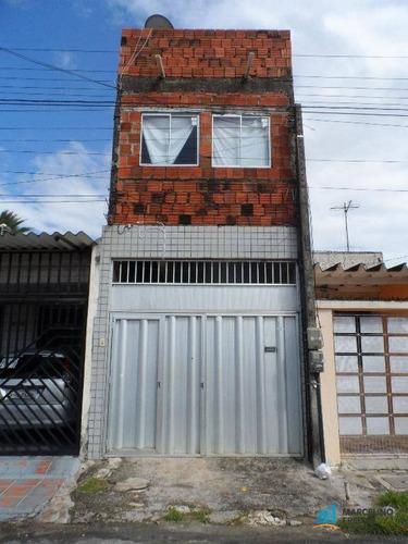 casa residencial à venda, monte castelo, fortaleza - ca1347. - ca1347