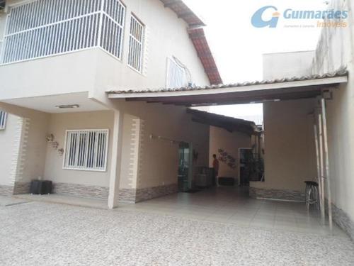 casa residencial à venda, montese, fortaleza. - ca1119