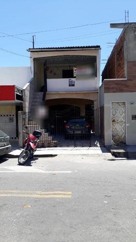 casa residencial à venda, montese, fortaleza. - ca1230