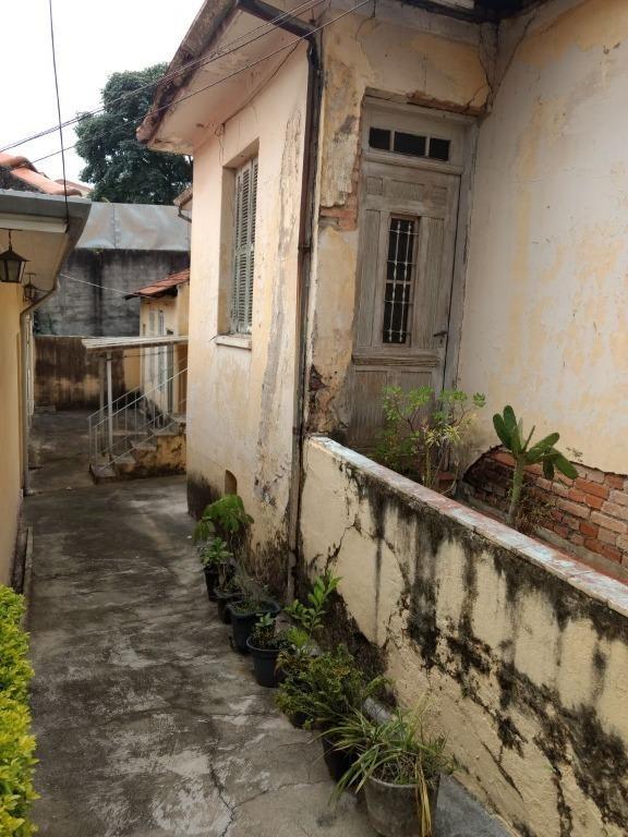casa residencial à venda, mooca, são paulo. - ca0538