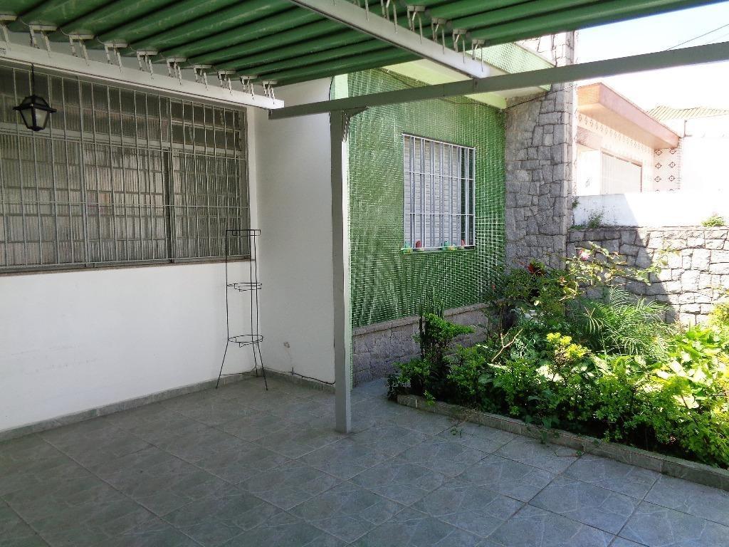 casa residencial à venda, mooca, são paulo. - ca0542