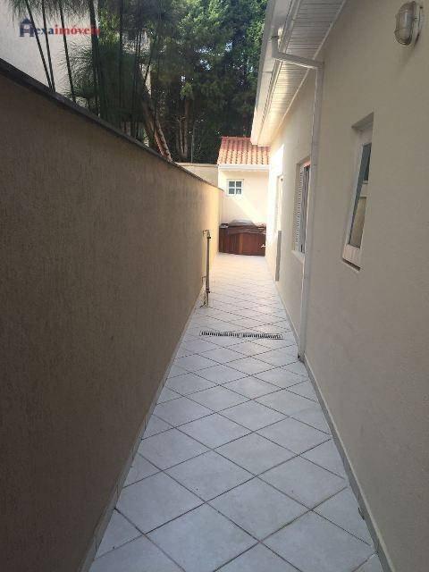 casa residencial à venda, morada das flores (aldeia da serra), santana de parnaíba. - ca0384