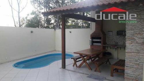 casa residencial à venda, morada de laranjeiras, serra. - código: ca0052