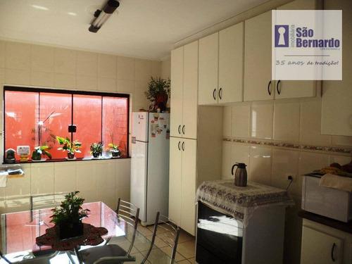 casa residencial à venda, morada do sol, americana. - ca0903