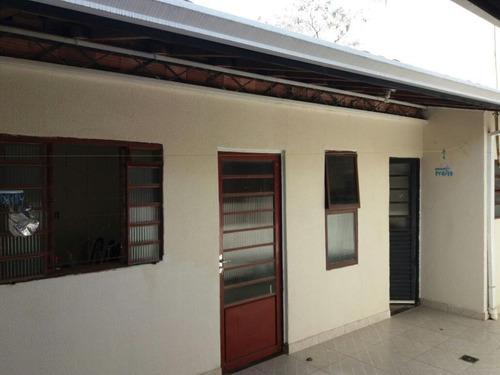 casa residencial à venda, morada do sol, são josé dos campos. - ca0547