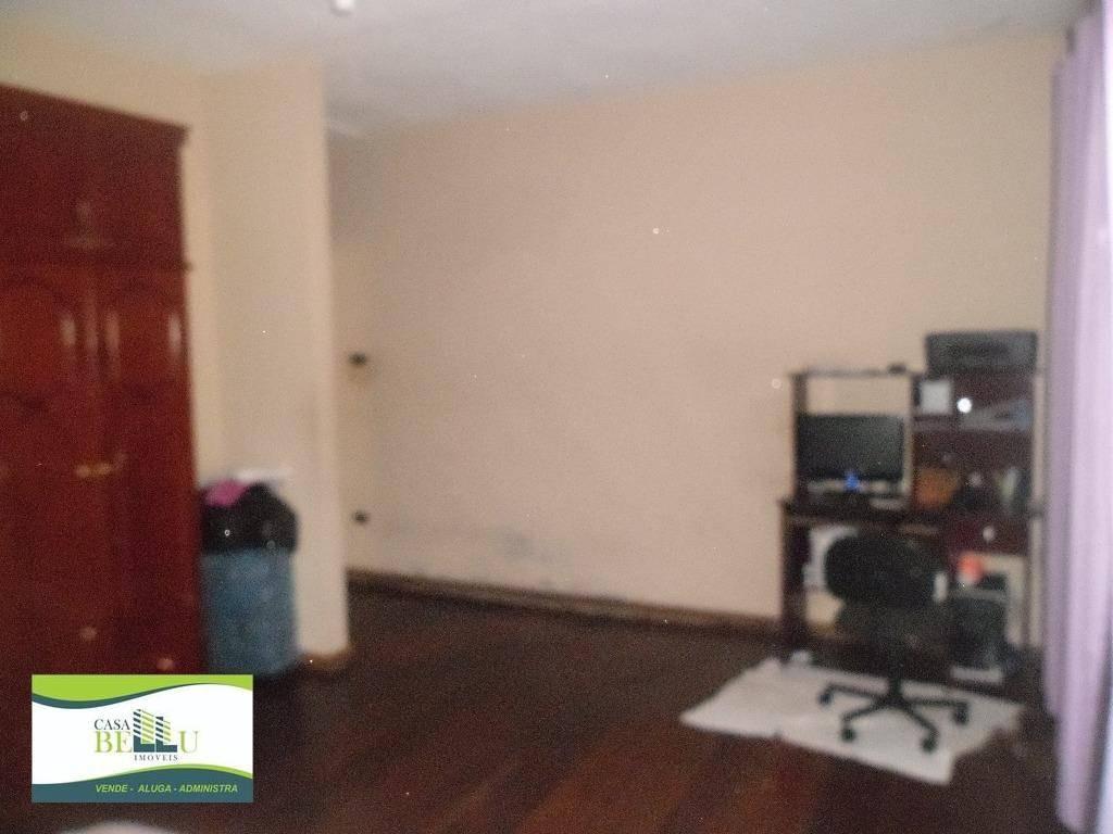 casa residencial à venda, morro grande, caieiras. - ca0007