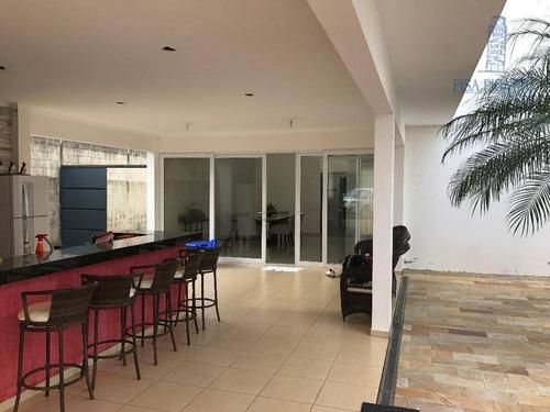 casa residencial à venda, morumbi, paulínia - ca1621. - ca1621