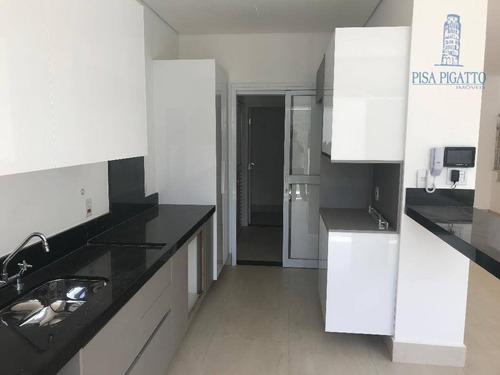 casa residencial à venda, morumbi, paulínia - ca1780. - ca1780