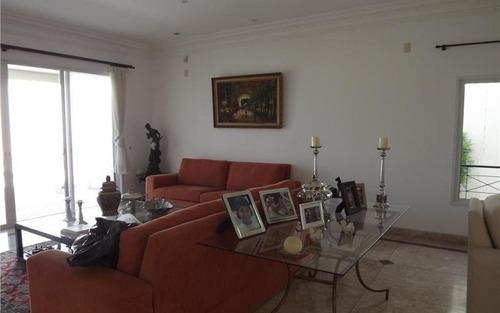 casa residencial à venda, morumbi, são paulo - ca0169.
