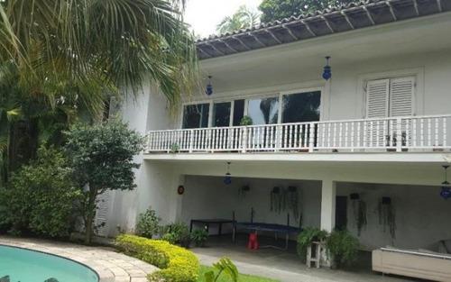 casa residencial à venda, morumbi, são paulo - ca0263.