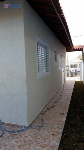 casa residencial à venda, narita garden, vargem grande paulista. - ca0402