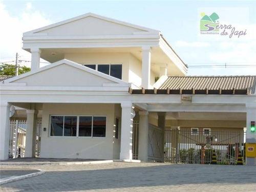 casa residencial à venda, nature village i, jundiaí - ca1504. - ca1504