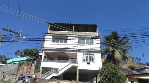 casa residencial à venda, neves, são gonçalo. - ca1212