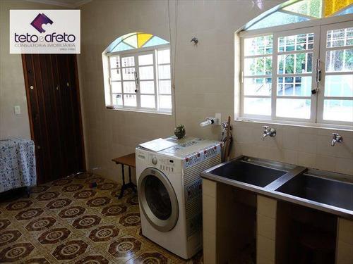 casa residencial à venda, nirvana pq residencial, atibaia - ca1951. - ca1951