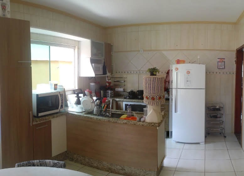 casa residencial à venda no bairro foch ii em pouso alegre -mg - cs473v