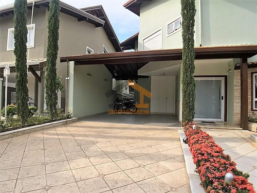 casa residencial à venda no condomínio reserva colonial, valinhos/sp - ca0836