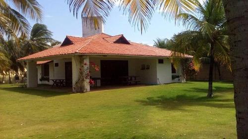 casa residencial à venda no trairi. - ca0154